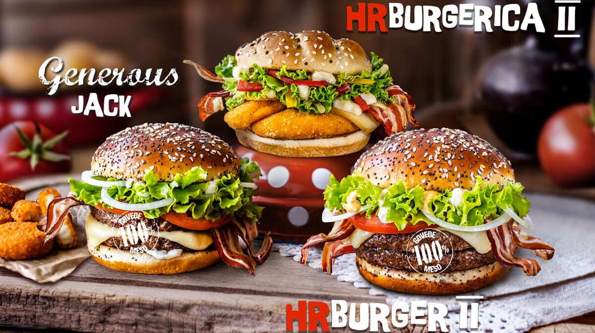 McDonald's HrBurger