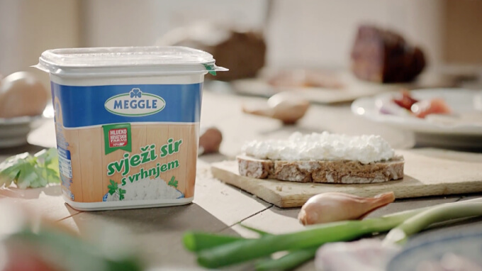Meggle – Cottage Cheese