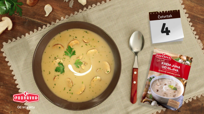 Podravka – Soup