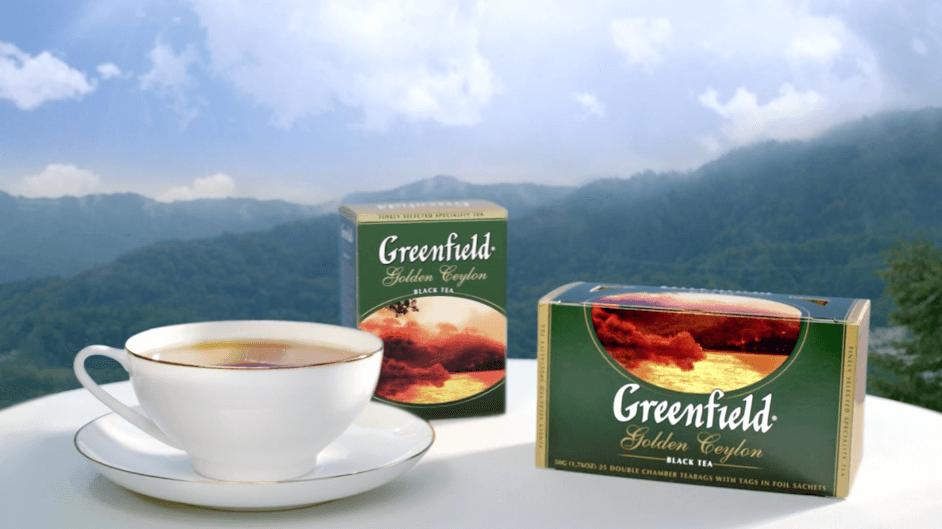 Greenfield – Tea