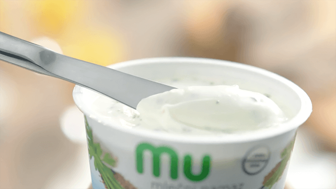 Mu – Cream cheese