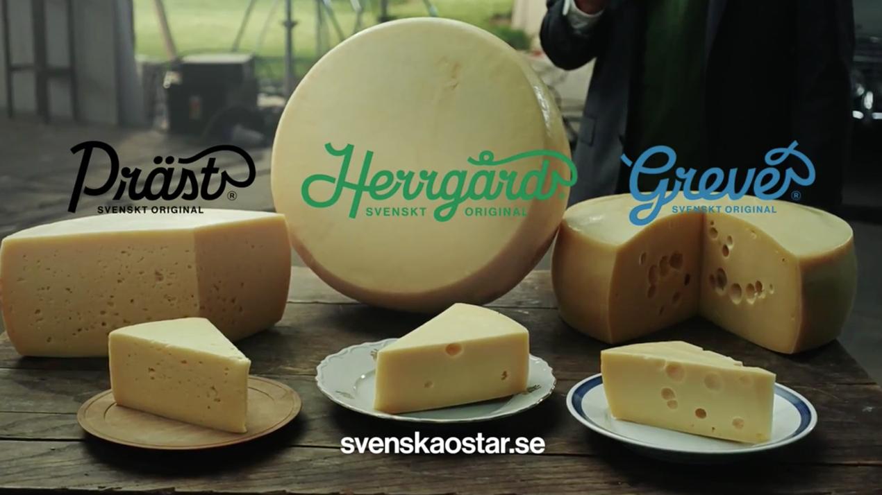 LRF Mjölk – Cheese
