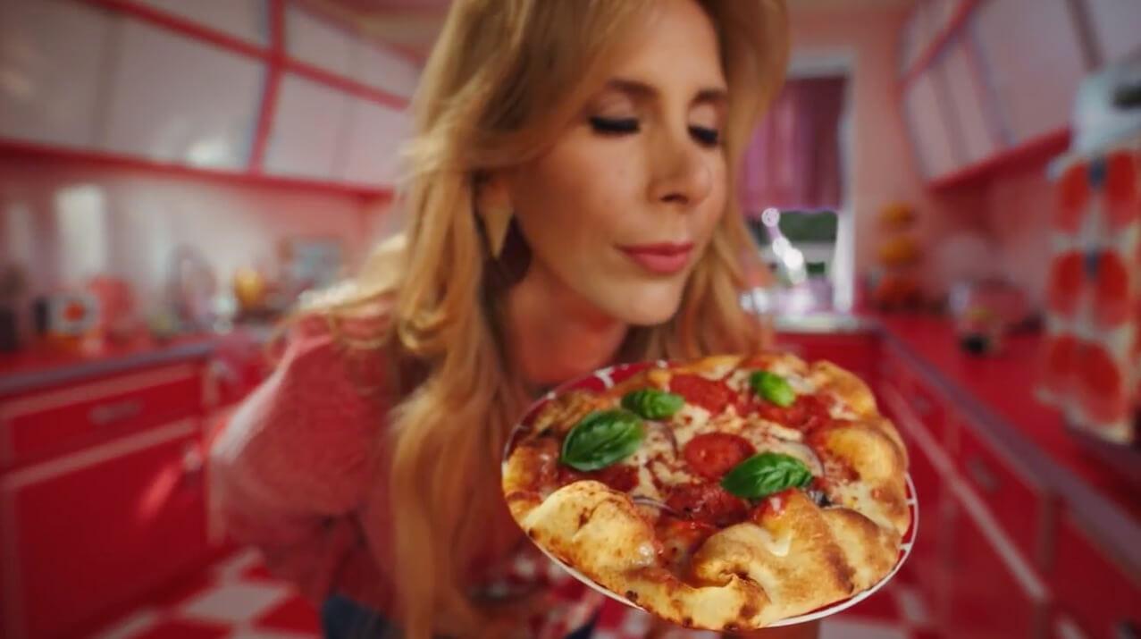 Stonefire Flatbreads Pizza