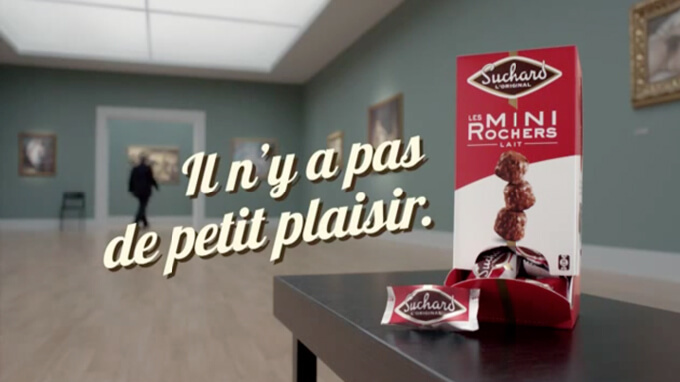 Suchard Mini Rochers