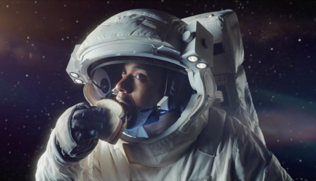 Wonder bread – Astronaut