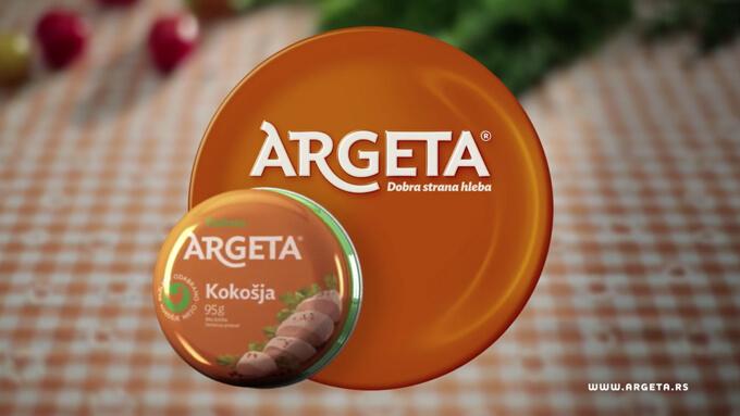 Argeta – Pâté